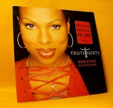 Cardsleeve single CD Truth Hurts Feat. Rakim Addictive 2TR 2002 Hip Hop RnB