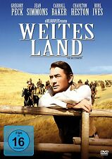 WEITES LAND Charlton Heston GREGORY PECK Jean Simmons  DVD Neu THE BIG COUNTRY