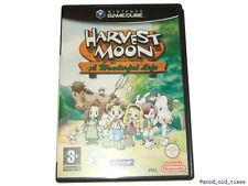 ## Harvest Moon A Wonderful Life (Deutsch) (nur die CD / unboxed) Gamecube Spiel