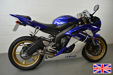 R6 (06-16) SP Engineering Polished Stainless Stubby Moto GP Low Slung Exhaust