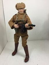 1/6 HASBRO RUSSIAN RED ARMY PPSH-41 STALINGRAD WW2 GIJoe DID 21st DRAGON BBI