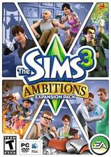 Sims 3 Ambitions Origin Download (PC&MAC)