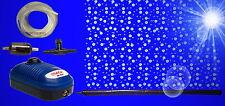 Aquarium Deko ❤️ AUSSTRÖMER SET 60 cm !! ❤️ Luftvorhang Membranpumpe + Zubehör