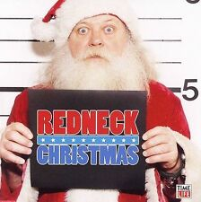 REDNECK CHRISTMAS (George Jones, Charlie Daniels Band, etc.) Time-Life CD