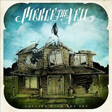 Collide with the Sky by Pierce the Veil (CD, Jul-2012, Fearless Records)