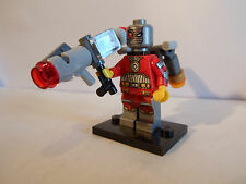 Lego DC Super Heroes - Deadshot From Set no 76053  Gotham City Chase