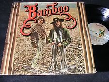 Psych FOLK ROCK Elektra Classic BAMBOO Northern California BUTTERFLY Labels 60s