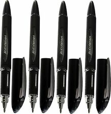 1 x UNI-BALL JETSTREAM SX-210  PREMIUM ROLLERBALL PEN 1.0 POINT BLACK INK