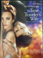 (GET FREE POPCORN) THE TIME TRAVELER'S WIFE DVD MOVIE