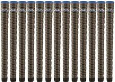 "Winn Dri-Tac Wrap 6DTWR DG Midsize +1/16"" Golf Grips - Dark Grey - Set of 13"