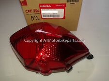 Honda CRF250 L CRF250 M Rear Tail Light Lens 2012-2016 *Free Worldwide Tracking*