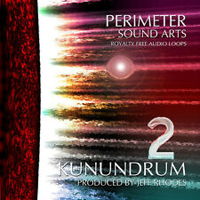 Kunundrum 2 / Acid Loops Samples / Industrial, Trip Hop +  Royalty Free Sounds