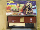 HO SCALE ATHEARN PENNSYLVANIA 50' SINGLE DOOR BOX CAR KIT NOS