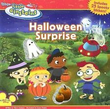 Disney's Little Einsteins Halloween Surprise (Disney's Little Einstein-ExLibrary