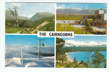 The Cairngorms Glenmore Lodge White Lady Chairlift Larig Ghru 23 May 1969 Cook