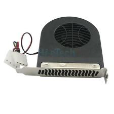 New 4 Pin CPU Case PCI Slot Fan Cooler for PC Computers Laptops HOT
