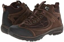 Men's Eastland Hamilton Rubber Boot Brown Oiled Leather SZ 13 MSRP 120$