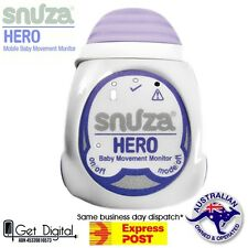 Brand New Snuza Hero Baby Movement Breathing Monitor + Extra Battery 2016 Design