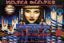 HELTER SKELTER - KEEP THE FIRE BURNIN (TECHNODROME CD'S) 7TH OCT 95 (NORTH)