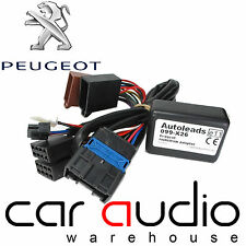 PC99-X26 Sony Peugeot 206 1999-2000 Car Stereo Steering Wheel Interface Adaptor