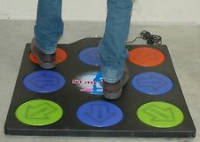 NEW Stay Cool PS3/PS2/XBox Dance Dance Revolution DDR Mat HEAVY DUTY plastic