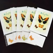 100 pages 50 envelop stationery writing paper with Envelopes---butterfly