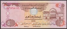 TWN - UNITED ARAB EMIRATES 19b - 5 Dirhams 2001 UNC