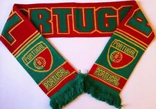 PORTUGAL Football Scarve NEW from Superior Acrylic Yarns