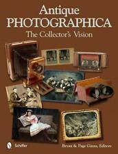 Antique Cameras & Photographica Guide Tintypes, Ambrotypes, StereoViews Etc