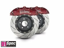 Front RS Anodized Red Forged Big Brake 6pots Caliper 355mm 2PCS Disc for E92 E93