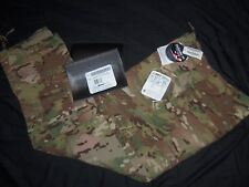 MULTICAM TROUSERS LARGE-REGULAR nwt USA MILITARY IR & DEFENDER FR ACU CAMO PANTS