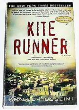 The Kite Runner by Khaled Hosseini FREE USA SHIPPING story of modern Afghanistan