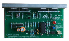 Solar Charge Controller PWM 12V - 24V 30A