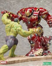 IN-STOCK* HULKBUSTER IRON MAN VS HULK Age of Ultron ArtFX+ Set of 2 Avengers