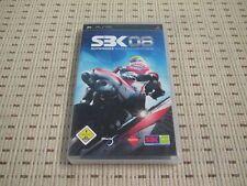 SBK 08 Superbike World Championship für Sony PSP *OVP*
