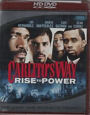 CARLITO'S WAY Rise To Power HD DVD Requires HD DVD Player Please READ NOT A DVD