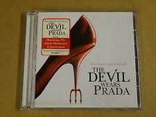 CD / MUSIC FROM THE MOTION PICTURE THE DEVIL WEARS PRADA
