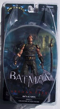 DC BATMAN. ARKHAM CITY RA'S AL GHUL COLLECTOR 6 INCH ACTION FIGURE. Series 3 NOC