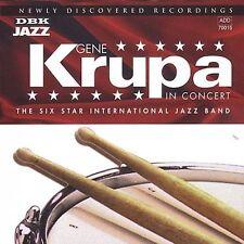 In Concert, Gene Krupa, Good Live