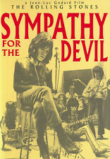 Godard's Sympathy for the devil Rolling Stones poster