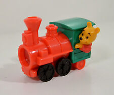 "1994 Winnie the Pooh 3"" Big Thunder Mountain Railroad Train McDonald's Viewer #6"