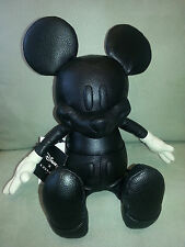 """COACH X DISNEY Leather 13"""" SMALL MICKEY MOUSE DOLL Collectible LIMITED EDITION"""