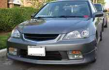 RARE NEW PRICE ACURA 1.7 EL FRONT LIP OE STYLE BODY KIT 04 05 AFP 2004 2005 AFP