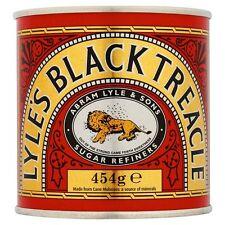 Lyle'S BLACK TREACLE 454g-venduti in tutto il mondo dall' Inghilterra UK