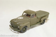 SOLIDO DODGE 1940 PICK UP PICK-UP US ARMY NEAR MINT CONDITION