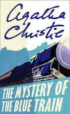 The Mystery of the Blue Train by Agatha Christie, Book, New (Paperback)