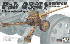 AFV Club 1:35 Scale German 88mm PAK 43/41 Plastic Model Kit AF35059
