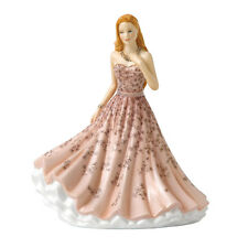 Royal Doulton Pretty Lady Figure Remember Me Part of Sentiments Range for 2016