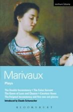 World Classics Ser.: Marivaux Plays : Double Inconstancy;False Servant;Game...