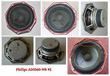 1 x medium occasion vintage enceinte  - Philips 22 RH 497 #2